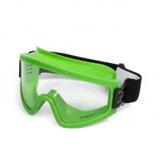 Очки защитные закрытые с прямой вентиляцией ЗП2 PANORAMA StrongGlass