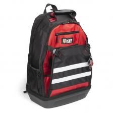 Рюкзак монтажника с внешним карман-клапаном и с пластиковым дном С-18