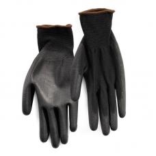 Перчатки нейлоновые с полиуретановым покрытием С-38L