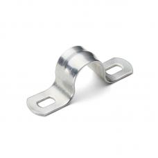 Скоба металлическая двухлапковая СМД 8-9